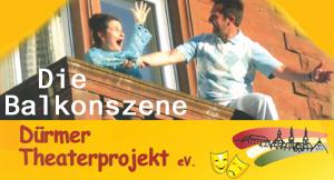 Theater - Die Balkonszene