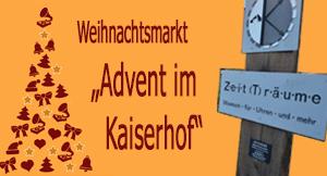 "Topthema ""Advent im Kaiserhof"""