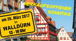 """Topthema """"Verkaufsoffener Sonntag"""""""