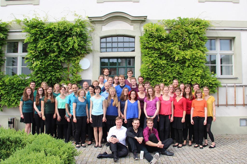 Chor Klangfarben