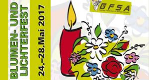 """Topthema """"Blumen- und Lichterfest"""""""