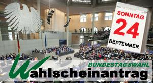 """Topthema """"Bundestagswahl"""""""