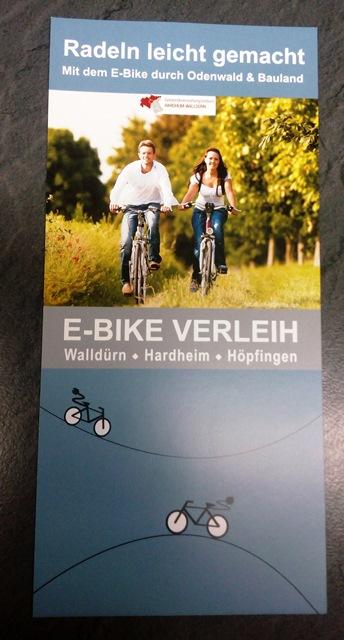 Weihnachtsboutique - E Bike Verleih