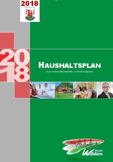 Haushaltsplan 2018