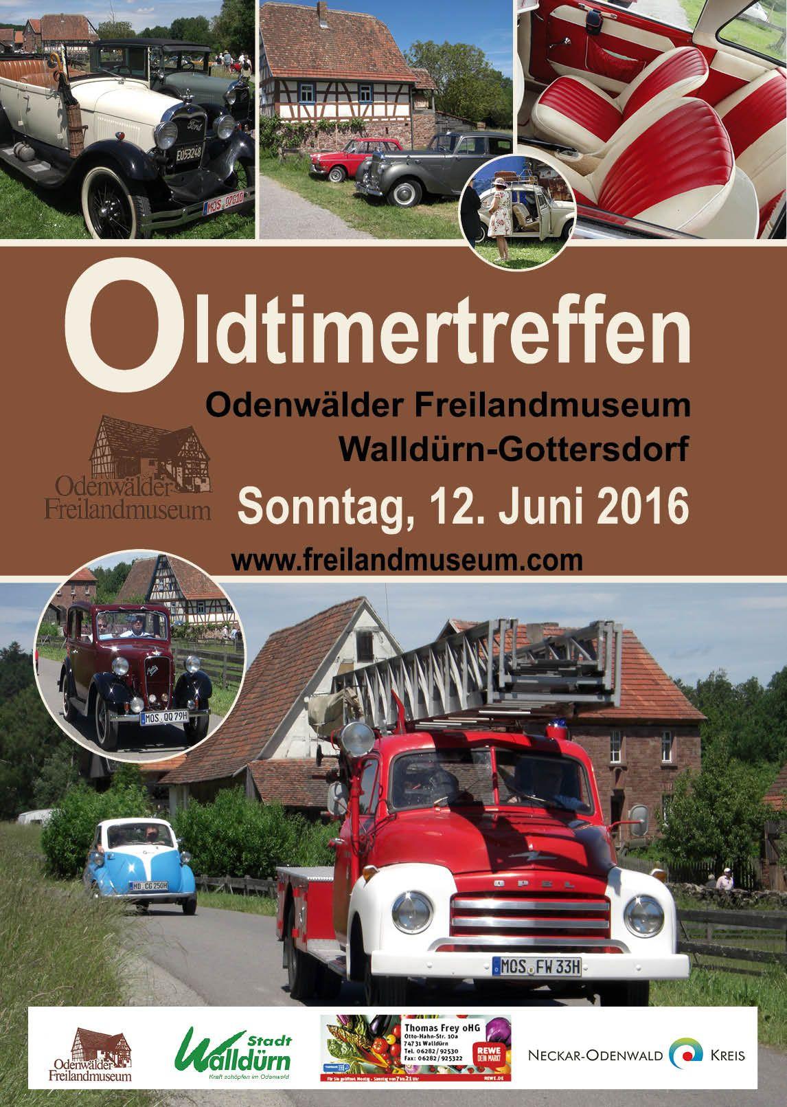 Lanz, Isetta, VW-Bulli und viele mehr erwarten Sie in Gottersdorf