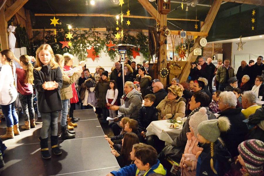 Bühnenprogramm Weihnachtsmarkt Zeitträume