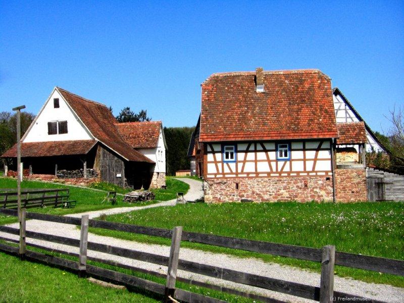 Odenwälder Freilandmuseum, Gottersdorf