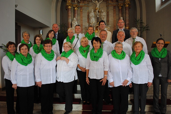 Kirchenchor Hornbach