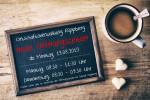 Öffnungszeiten der Ortschaftsverwaltung Rippberg