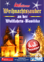 Weihnachtszauber an der Wallfahrtsbasilika