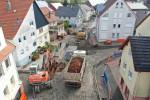 Baustelle Untere Vorstadtstraße