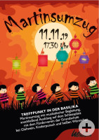 Martinsumzug 2019