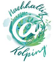 Logo nachhaltig@kolping