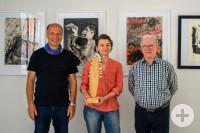 Eröffnung Fürwahr-Ausstellung Sommer 2020