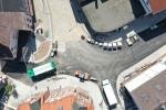 Baustelel Sparkassen-Kreuzung