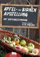 Äpfel und Birnentag im Freilandmuseum