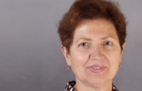 Portraitfoto Frau Benke