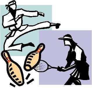SFA Sport- & Freizeit- Anlagen     ----->     Tennishalle, Kegelbahn, Yuishinkan-Dojo