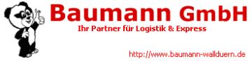 Baumann GmbH Personen- und Gueterkraftverkehr