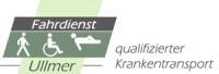 Fahrdienst Ullmer - Qualifizierter Krankentransport