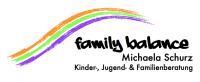 family balance, Michaela Schurz, Kinder-, Jugend- und Familienberatung