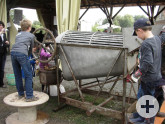 Freilandmuseum_Kartoffelwaschmaschine