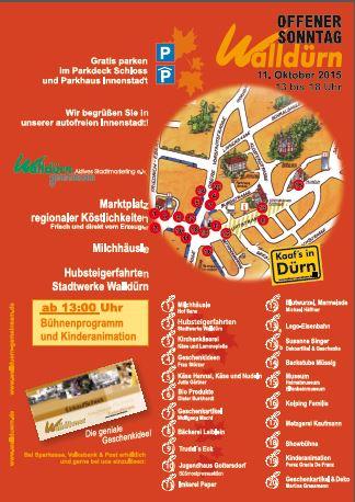 Innenstadtplan
