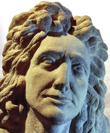 Skulptur von Margate Kegelmann