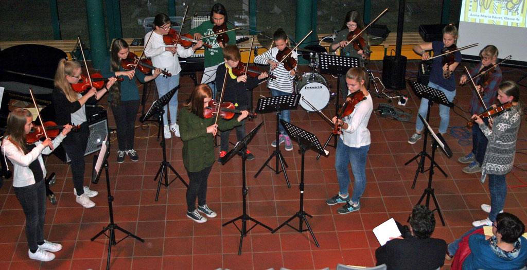 Themenabend Musikschule