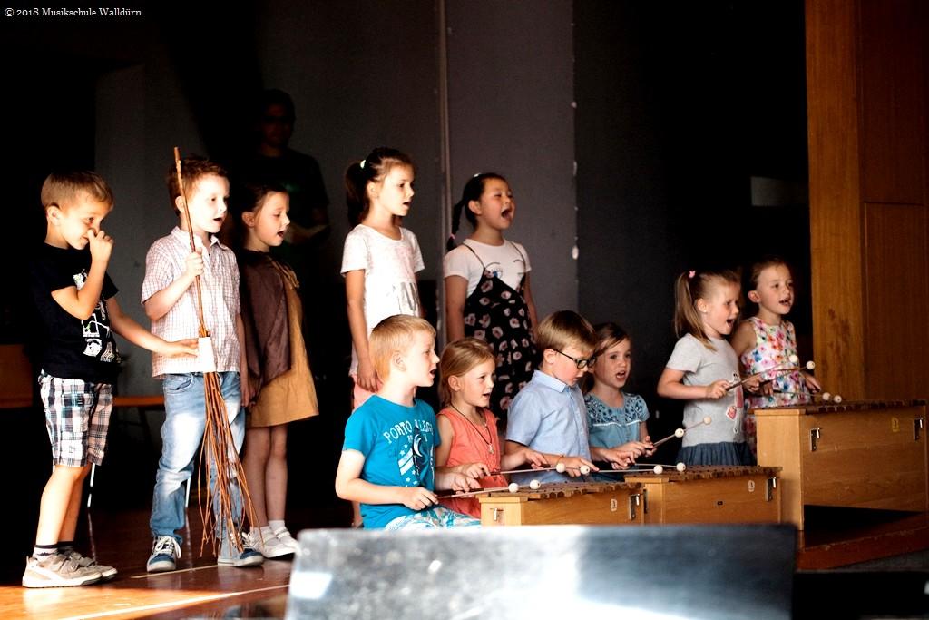 Schuljahresabschlusskonzert Musikschule Walldürn