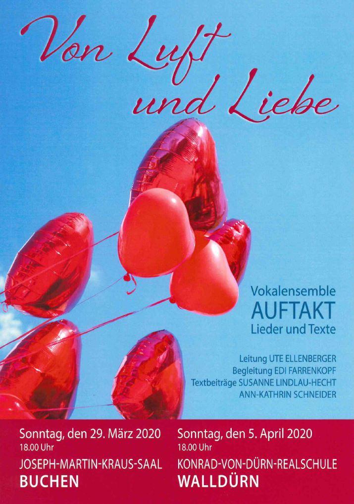 """Konzert """"Von Luft und Liebe"""""""