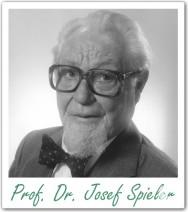 Bild von Prof. Dr. Josef Spieler