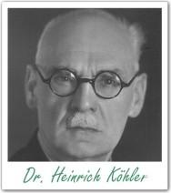 Bild von Dr. Heinrich Köhler
