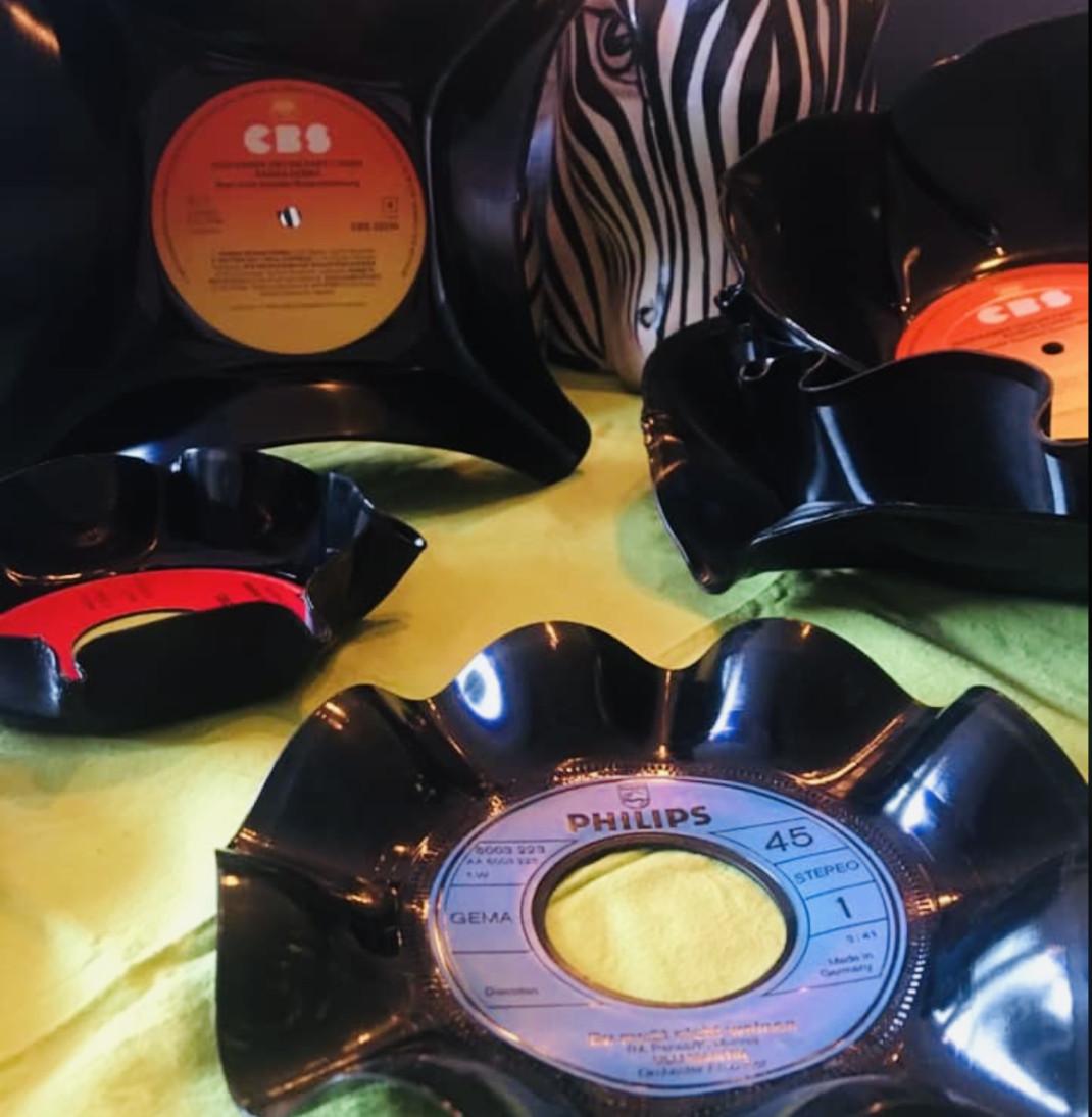 Vinyl-Kunst